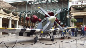 Spitfire in great condition